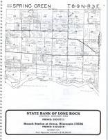 Map Image 001, Sauk County 1981